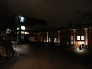logomo at night